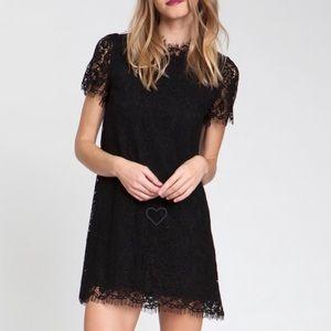 Dresses & Skirts - d.R.A Los Angeles Joy Dress in Raven NWT